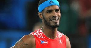 Javier Culson clasificó a la final a su segunda final olímpica
