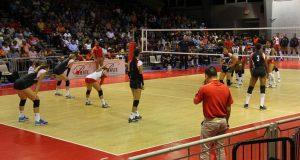 Las Leonas de Ponce se enfrentaron a la Selección de República Dominicana.