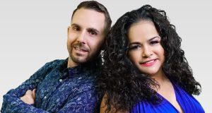 El productor Rafie Echevarría y la cantante Lucy Nevárez estarán a cargo del programa radial Desde el escenario.