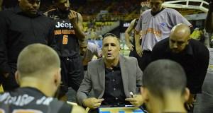 Wilhelmus Caanen, dirigente de los Atléticos de San Germán. (Baloncesto Superior Nacional)