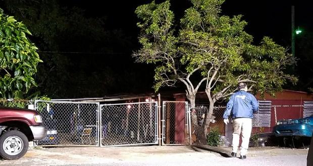 La escena es investigada por la División de Homicidios de Guayama. (Voces del Sur)
