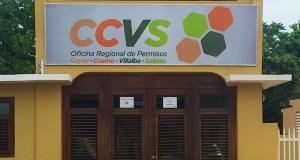 La Oficina Regional de Permisos CCVS está ubicada en la calle Victoria Mateo, en el edificio de la antigua estación de bomberos en Salinas. (Suministrada)