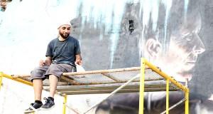 El artista guaniqueño Manuel Morales Vargas trabaja óleo, acuarela y murales. (Voces del Sur)