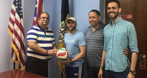Los Cafeteros de Yauco serán manejados conjuntamente por la FPV y un grupo designado por el municipio de Yauco. (Facebook / Luigi Torres Alcalde de Yauco)