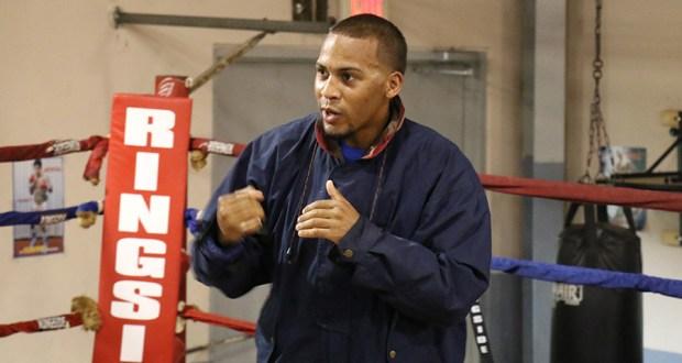 Christian Tapia, boxeador coameño. (Voces del Sur)