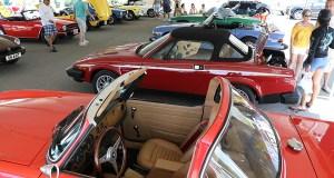 El Puerto Rico British Cars Club (PRBCC) presentó una exhibición en el festival ParguerARTE 2017. (Voces del Sur)