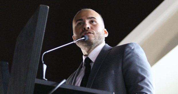 Angel Luis Torres Ortiz, alcalde de Yauco. (Voces del Sur / Pedro A. Menéndez Sanabria)
