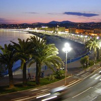 Nizza: cena con vista