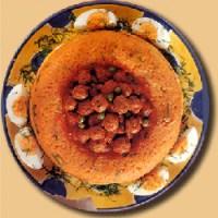 Sartù di riso: piatto tipico franco-napoletano!