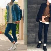 冬ファッション メンズ 10代 男