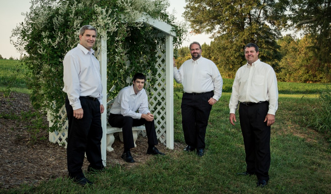 The Voice of Praise is an A Capella Quartet from Virginia