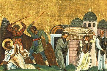 800px-Saint_Timothy_(Menologion_of_Basil_II)