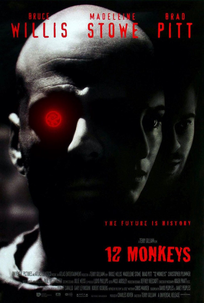 "Terry Gilliam's "" Twelve Monkeys"", 1996 Documentary: ""The Hamster Factor"" (10 Parts) 