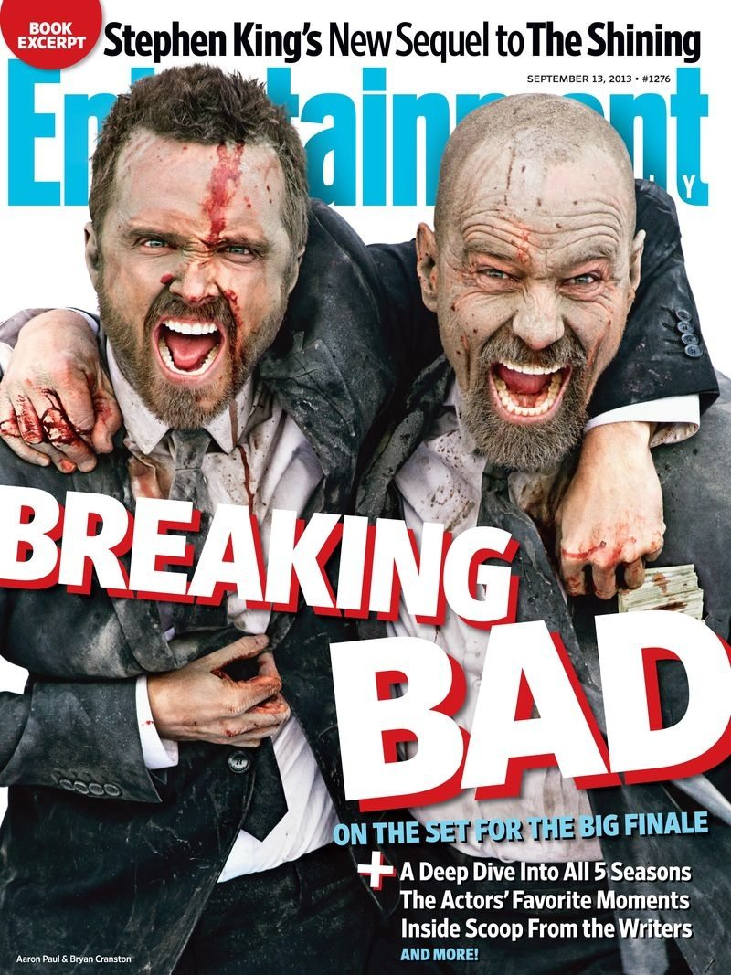 Breaking Bad Entertainment Weekly Photo-Shoot