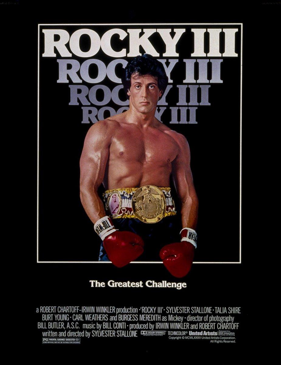Rocky II &  Rocky III  Gasoline Drenched American Cinema