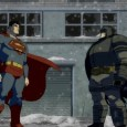 "Released as part of The Dark Knight Returns, the featurette ""Superman/Batman: When Heroes Collide"" takes a behind the scenes look at different conflicts from over the years between DC's two […]"