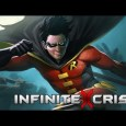 """From DC: """"You'll be the one in wonder when you see all the thought that goes into Infinite Crisis' Robin. Meet Cameron Bowen, the voice of Robin, the Boy Wonder […]"""