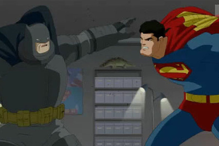 superman-batman fight 6