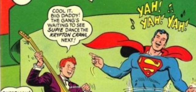"""This is an oddity, a rockabilly single from 1959 called """"Superman,"""" which is recorded by Klark Kentt. Lots of references to the Man of Steel, and it all ends with […]"""