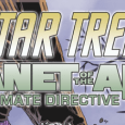 Due out right at the end of the month is the first issue of STAR TREK PLANET OF THE APES THE PRIMATE DIRECTIVE crossover series. To launch the series IDW […]