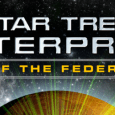 Coming April 2015 from Pocket books is the new ENTERPRISE novel RISE OF THE FEDERATION : UNCERTAIN LOGIC from Christopher L Bennett. Here is the synopsis and cover : [BEWARE […]