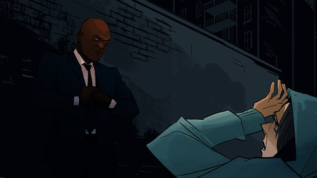 """""""Sands, Agent of Morra"""" -- When Sands (Colin Salmon), Senator Morra's deadly representative, enlists Brian's help to eliminate an immediate threat he needs to keep secret from the politician, Brian learns Sands' dangerous and shocking past on LIMITLESS, on the CBS Television Network. Pictured Colin Salmon as Sands Credit Annie Wu/ CBS©2016 CBS Broadcasting, Inc. All Rights Reserved"""