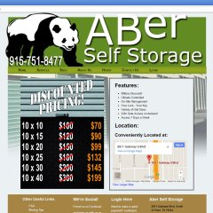 Aber Self Storage