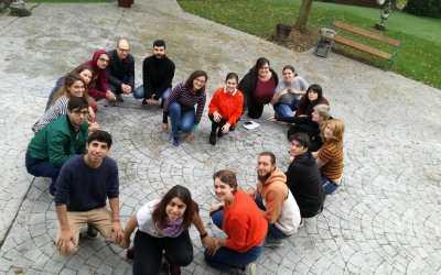 """Započeo projekt """"Circle of Solidarity"""" – prvi dojmovi i očekivanja volontera iz Italije"""