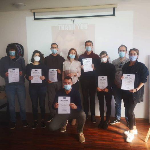 Osposobili smo 11 novih koordinatora volontera s područja Šibensko-kninske županije