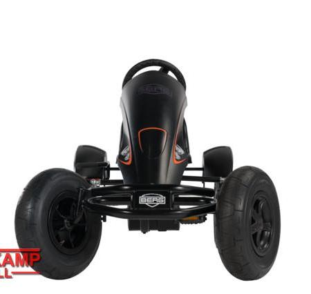 BERG Black Edition Front