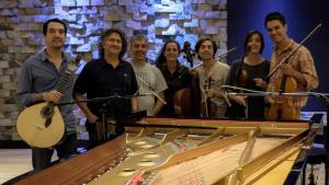Cordis&Quarteto Arabesco