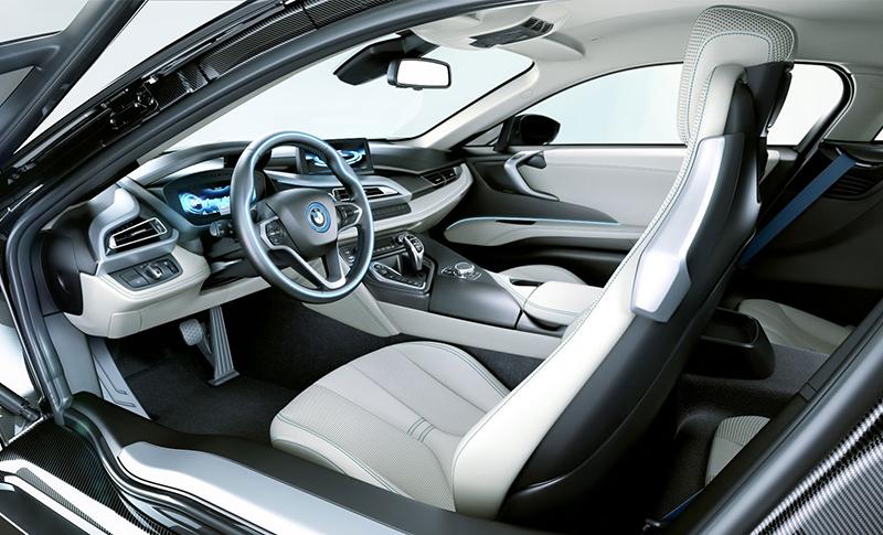 BMW I8 EfficientDynamics Commercial