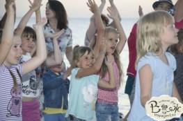 Отдых в Крыму с детьми. Заозерное. Гостиный двор Вояж. Детский праздник.