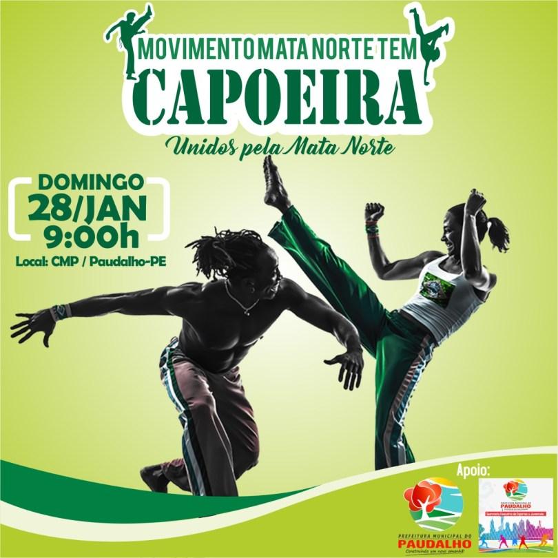 paudalho capoeira