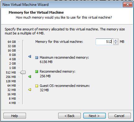 android machine vmware