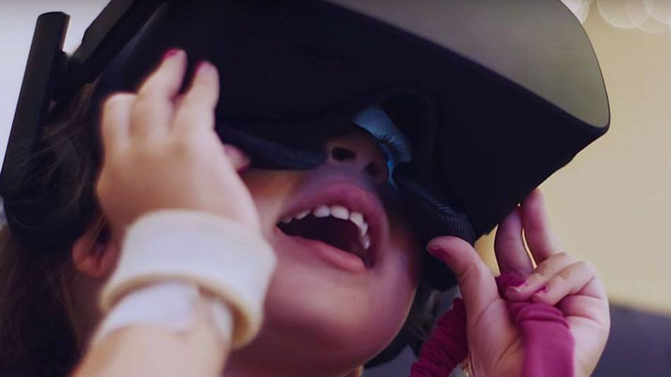 Virtual Reality and Kids – Child likes VR