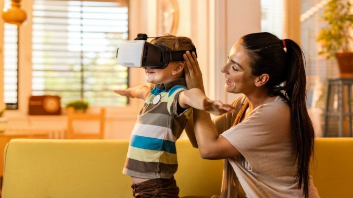 Virtual Reality and Kids – The Pros and Cons