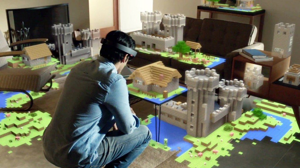 Augmented Reality Game