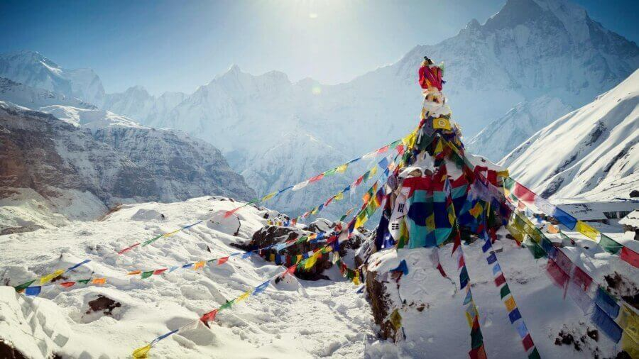 base camp everest
