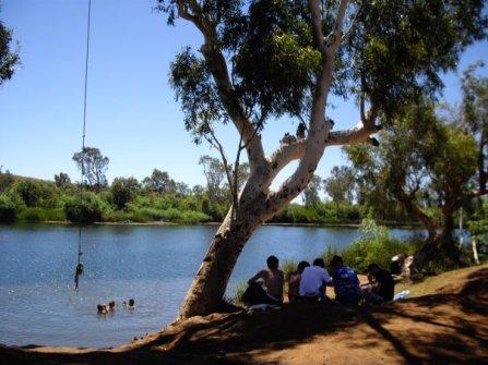 waterhole australie