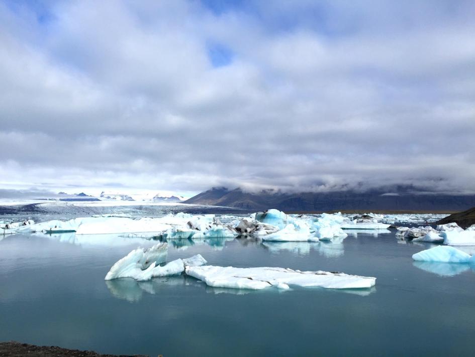 where glaciers go to die