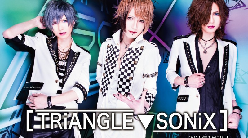 <Source:【TRiANGLE▼SONiX】 Official Website>