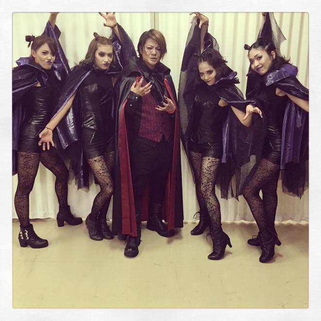 TERU 2015 Halloween