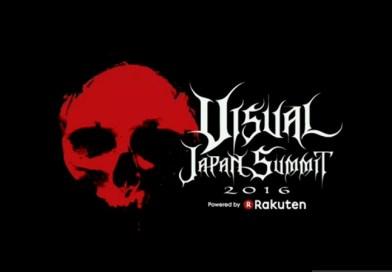 「VISUAL JAPAN SUMMIT 2016 Powered by Rakuten」三天歌單全收錄