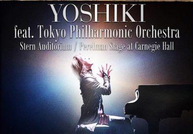 YOSHIKI CLASSICAL SPECIAL WORLD TOUR IN HONG KONG