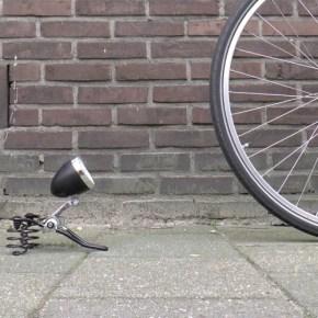 Bikey, stop motion film van Leonie van den Schoor