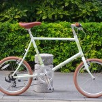 BRUNO 2015 NEW / Minivelo 20 Flat Ash GREEN