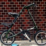 STRIDA / CAMOUFLAGE ARMY GREEN + NEW BIKE STAND
