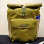 BROOKS / SUFFOLK  REAR PANNIER