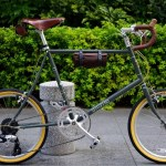 BRUNO 2016 / Minivelo Road Drop Pewter